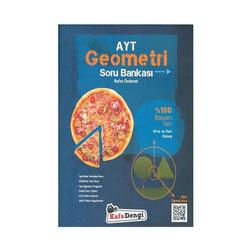 Kafa Dengi Yayınları - KafaDengi Yayınları AYT Geometri Orta ve İleri Düzey Soru Bankası