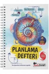 Kafa Dengi Yayınları - Kafadengi Yayınları Fi Planlama Defteri