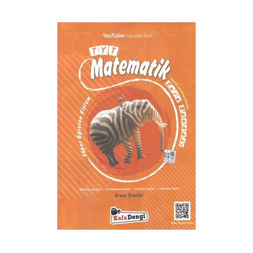 KafaDengi Yayınları TYT Matematik Temel ve Orta Düzey Soru Bankası