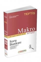 Kamu Park Yayıncılık - Kamu Park Yayıncılık TEFTİŞ KPSS Makro İktisat Cilt 2 Soru Bankası