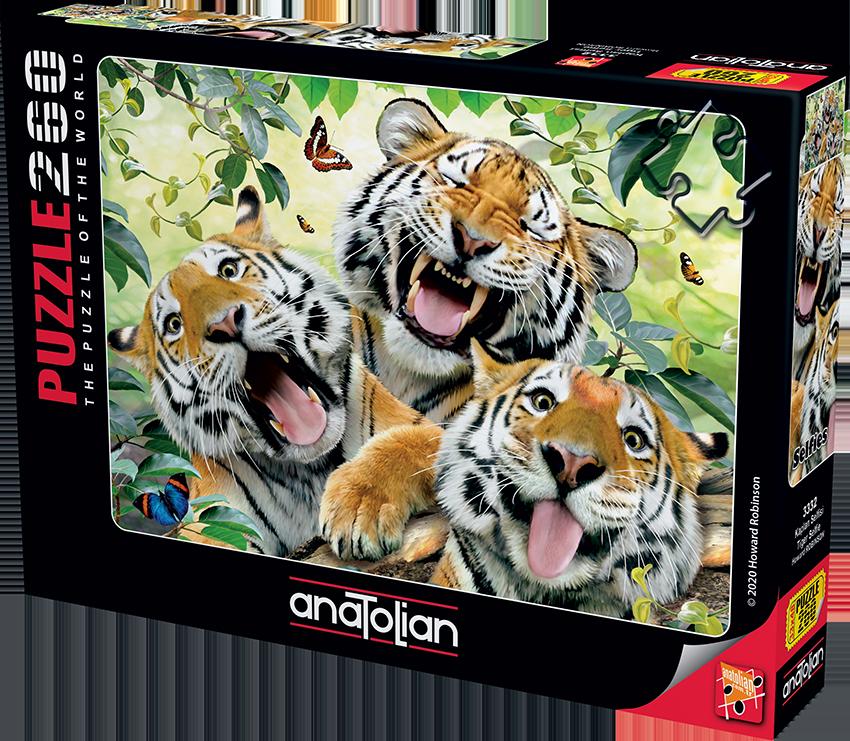 Anatolian - Kaplan Selfisi/ Tiger Selfie