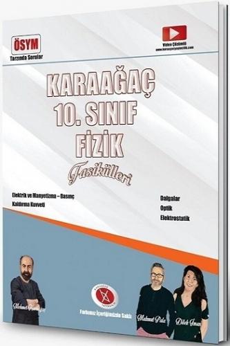 Karaağaç Yayınları 10. Sınıf Fizik Fasikülleri