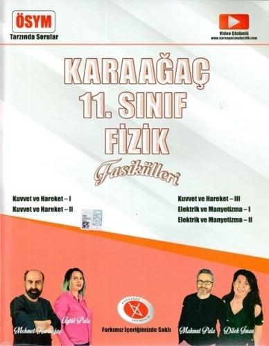 Karaağaç Yayınları 11. Sınıf Fizik Fasikülleri