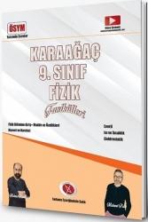 Karaağaç Yayınları - Karaağaç Yayınları 9. Sınıf Fizik Fasikülleri