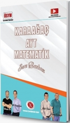 Karaağaç Yayınları - Karaağaç Yayınları AYT Matematik Soru Bankası