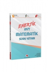 Karaağaç Yayınları - Karaağaç Yayınları Enerjik AYT Matematik Soru Kitabı