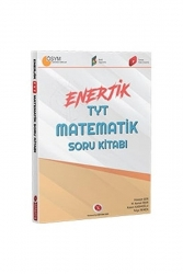 Karaağaç Yayınları - Karaağaç Yayınları Enerjik TYT Matematik Soru Kitabı