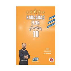 Karaağaç Yayınları - Karaağaç Yayınları Fizik Fasikülleri 10