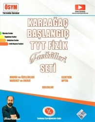 Karaağaç Yayınları - Karaağaç Yayınları TYT Fizik Fasikülleri Seti