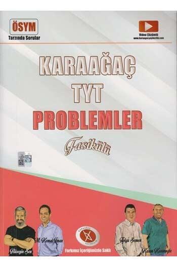 Karaağaç Yayınları - Karaağaç Yayınları TYT Problemler Fasikülü