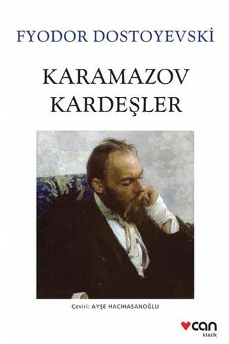 Karamazov Kardeşler Can Yayınları