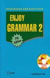 Kare Yayınları - Kare Yayınları Enjoy Grammar 2 CD İlaveli