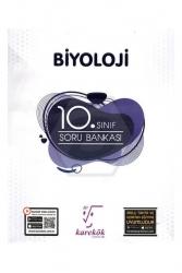 Karekök Yayınları - Karekök Yayınları 10. Sınıf Biyoloji Soru Bankası