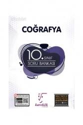 Karekök Yayınları - Karekök Yayınları 10. Sınıf Coğrafya Soru Bankası