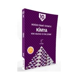 Karekök Yayınları - Karekök Yayınları 10. Sınıf Kimya Konu Anlatımı ve Soru Çözümü