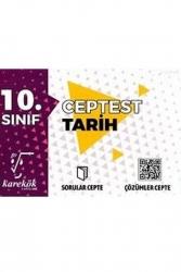 Karekök Yayınları - Karekök Yayınları 10. Sınıf Tarih Cep Test