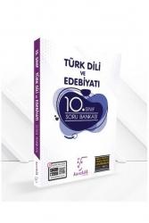 Karekök Yayınları - Karekök Yayınları 10. Sınıf Türk Dili ve Edebiyatı Soru Bankası