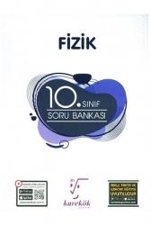 Karekök Yayınları - Karekök Yayınları 10.Sınıf Fizik Soru Bankası