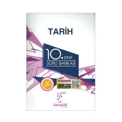 Karekök Yayınları - Karekök Yayınları 10.Sınıf Tarih Soru Bankası