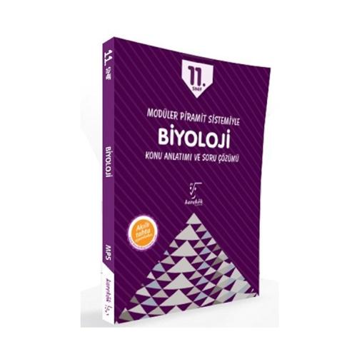 Karekök Yayınları 11. Sınıf Biyoloji Konu Anlatımı ve Soru Çözümü