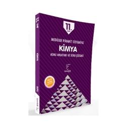 Karekök Yayınları - Karekök Yayınları 11. Sınıf Kimya Konu Anlatımı ve Soru Çözümü
