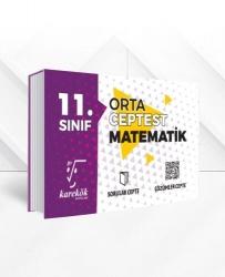 Karekök Yayınları - Karekök Yayınları 11. Sınıf Matematik Orta Cep Test