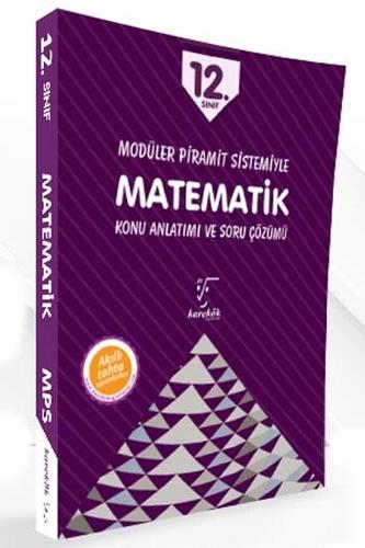 Karekök Yayınları 12. Sınıf Matematik Konu Anlatımı ve Soru Çözümü