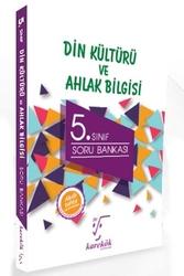 Karekök Yayınları - Karekök Yayınları 5. Sınıf Din Kültürü ve Ahlak Bilgisi Soru Bankası