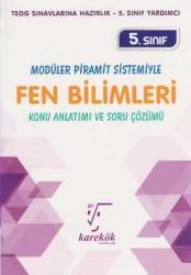 Karekök Yayınları - Karekök Yayınları 5. Sınıf Fen Bilimleri Konu Anlatımlı