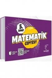 Karekök Yayınları - Karekök Yayınları 5. Sınıf Matematik Cep Test