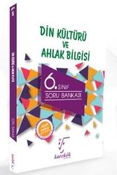 Karekök Yayınları - Karekök Yayınları 6. Sınıf Din Kültürü ve Ahlak Bilgisi Soru Bankası