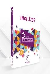 Karekök Yayınları - Karekök Yayınları 6. Sınıf İngilizce Soru Bankası
