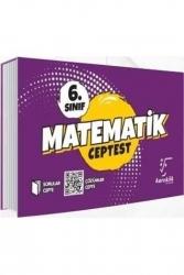 Karekök Yayınları - Karekök Yayınları 6. Sınıf Matematik Cep Test