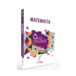 Karekök Yayınları - Karekök Yayınları 6. Sınıf Matematik Soru Bankası
