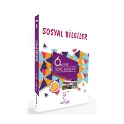 Karekök Yayınları - Karekök Yayınları 6. Sınıf Sosyal Bilgiler Soru Bankası