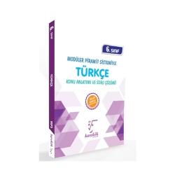 Karekök Yayınları - Karekök Yayınları 6. Sınıf Türkçe Konu Anlatımı ve Soru Çözümü