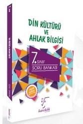 Karekök Yayınları - Karekök Yayınları 7. Sınıf Din Kültürü ve Ahlak Bilgisi Soru Bankası