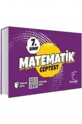 Karekök Yayınları - Karekök Yayınları 7. Sınıf Matematik Cep Test