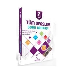 Karekök Yayınları - Karekök Yayınları 7. Sınıf Tüm Dersler Soru Bankası