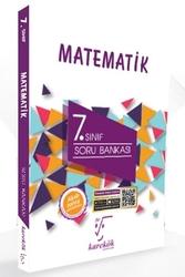 Karekök Yayınları - Karekök Yayınları 7.Sınıf Matematik Soru Bankası