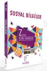 Karekök Yayınları - Karekök Yayınları 7.Sınıf Sosyal Bilgiler Soru Bankası