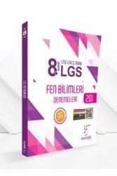 Karekök Yayınları - Karekök Yayınları 8. Sınıf LGS Fen Bilimleri 20 li Deneme