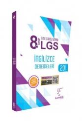 Karekök Yayınları - Karekök Yayınları 8. Sınıf LGS İngilizce 20 Deneme