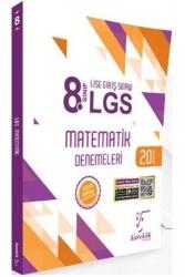 Karekök Yayınları - Karekök Yayınları 8. Sınıf LGS Matematik Denemeleri