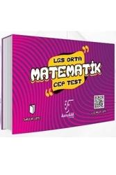 Karekök Yayınları - Karekök Yayınları 8. Sınıf LGS Matematik Orta Cep Test