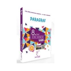 Karekök Yayınları - Karekök Yayınları 8. Sınıf LGS Paragraf Soru Bankası