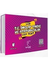 Karekök Yayınları - Karekök Yayınları 8. Sınıf LGS T.C. İnkılap Tarihi ve Atatürkçülük Cep Test