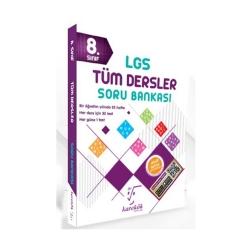 Karekök Yayınları - Karekök Yayınları 8. Sınıf LGS Tüm Dersler Soru Bankası