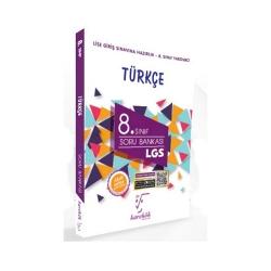 Karekök Yayınları - Karekök Yayınları 8. Sınıf LGS Türkçe Soru Bankası