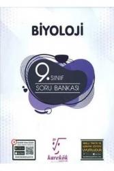 Karekök Yayınları - Karekök Yayınları 9. Sınıf Biyoloji Soru Bankası